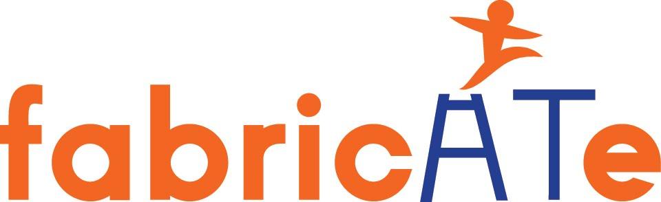 fabricate large logo