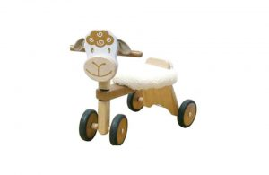An example of a riding toy.